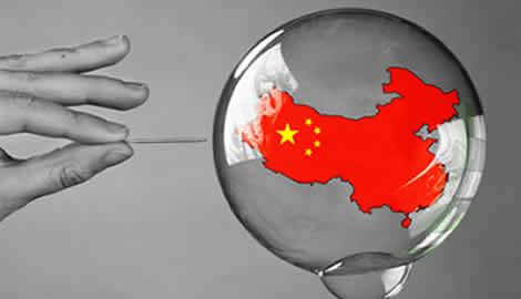中国经济相对平稳,为何股市却跌的一塌糊涂?