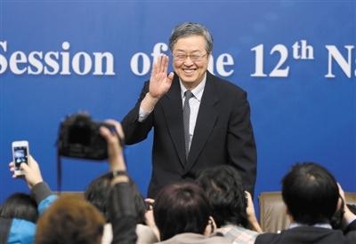 周小川:今年用货币政策稳物价