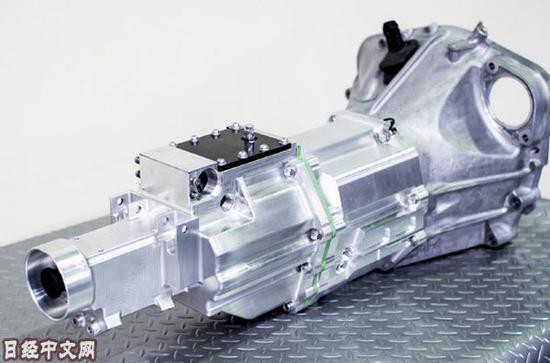 日本繁原制作所从中国汽车相关企业接到了设计纯电动汽车用变速箱等的