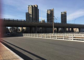 西安路打通工程计划年底通车