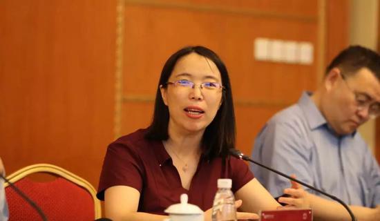 中国社会科学院世界经济与政治研究所国际贸易室主任东艳