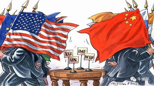 中美又要谈判了,毫无疑问,这是一个积极的信号。